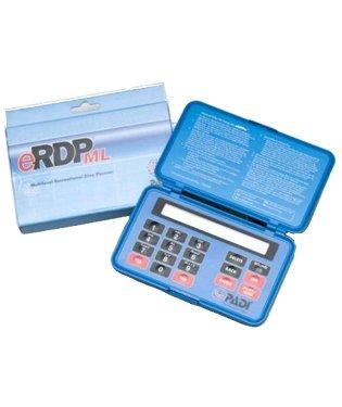 PADI ERDPmL Electronic dive table Recreational Dive Planner (Dive Padi Recreational)