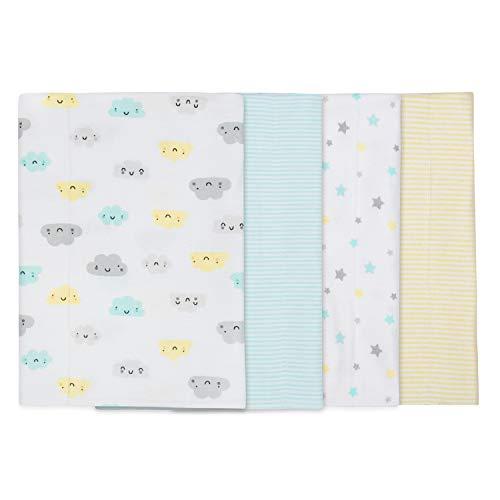Gerber Baby 4-Pack Flannel...