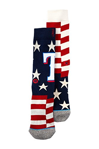 - Stance Men's Brigade Rangers Socks,Large,Navy