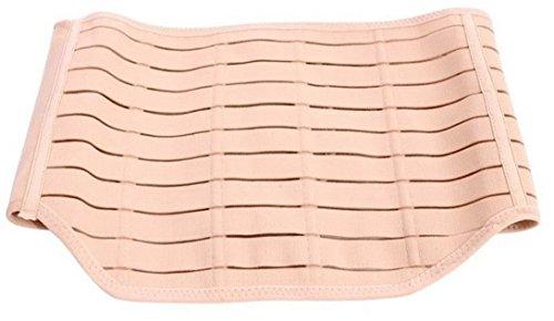 Aivtalk - Gastrique Ceinture Respirable - Récupération Post-partum Ceinture de Ventre - pour les Femmes et la Maternité - Taille Unique