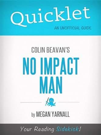 No impact man book analysis essay