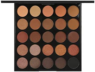 Morphe Cosmetics 25a Copper Spice Eyeshadow Palette Amazon Com Au Beauty Shop au.morphe.com to blend the rules. morphe cosmetics 25a copper spice eyeshadow palette