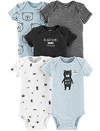 Baby Boys' Multi-pk Bodysuits 126g333