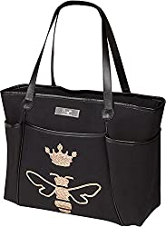 The Bumble Collection Sequin Tote, Queen Bee
