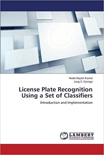 Book License Plate Recognition Using a Set of Classifiers by Kamal Nada Najeel (2013-08-08)