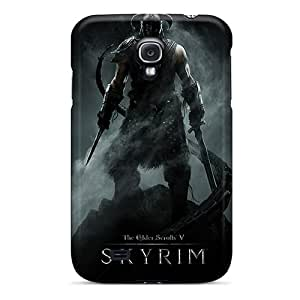 Galaxy S4 Cover Case - Eco-friendly Packaging(skyrim)