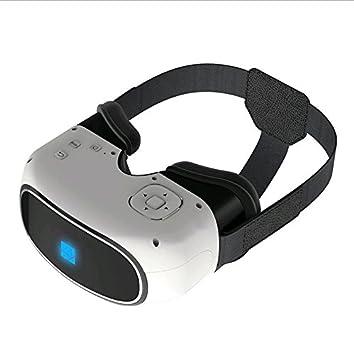 GCR Occhiali Da Única Ombra Polarizzante Occhiali Cascos G200 Máquina Vr Realidad Virtual Montado En La