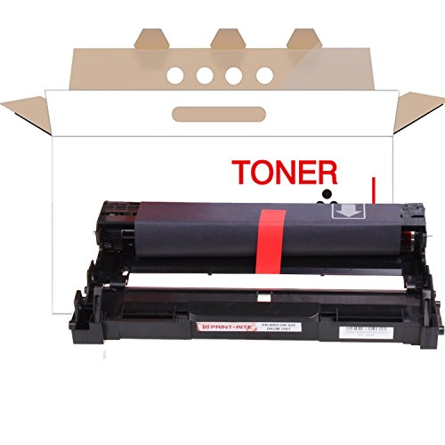 Drum Unit Replacement For Brother DR420 DR-420 1 Pack Black 12,000 Page High Yield For Brother HL-2230 HL-224 HL-2270DW DCP-7060D Printers Black Drum Unit Cartridge