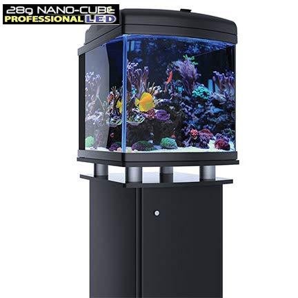 JBJ 28 Gallon Nano Cube Professional LED Aquarium w/Stand