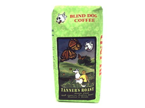 Blind Dog Coffee Tanner's Roast 1 Lb, Whole Bean Coffee
