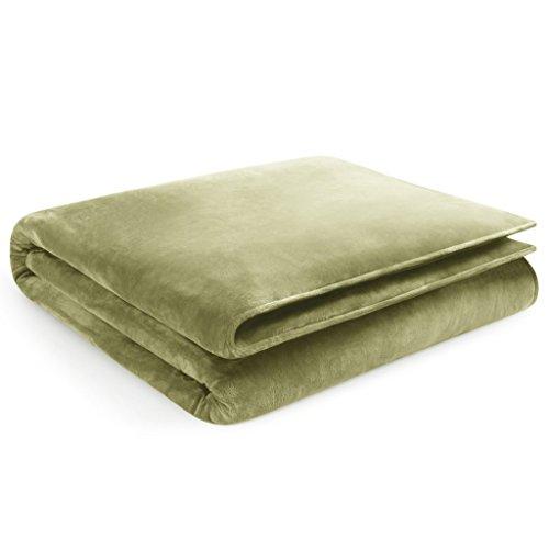 Restorology Weighted Blanket - Ultra Plush Blanket - Multiple Sizes for Children & Adults - 15LB -...