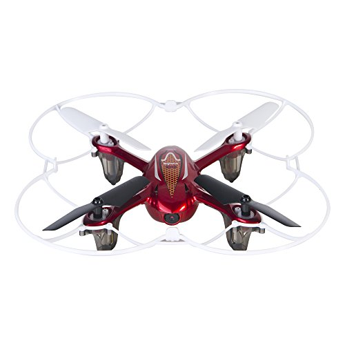 Tech-RC-Syma-X11C-4-Channel-24Ghz-RC-Quadcopter-with-2MP-HD-Camera-Red