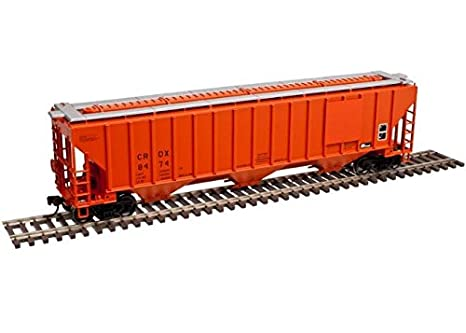 Amazon com: Atlas ATL20003926 HO TrainmanThrall4750 Cov Hop,Chicago