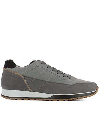 Hogan Mænd Hxm3210k860ihh2z64 Grå Ruskind Sneakers J2lSiWT