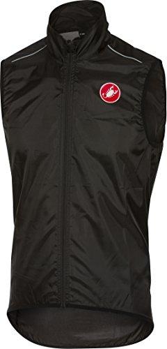 Castelli Squadra Vest - Men's Black, - Cycling Men Vest