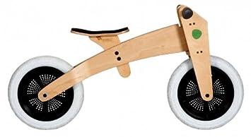Bike Wib Madera Cla Altura De Bicicleta Wishbone Classic Con GVMqSUzp