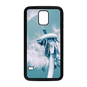 Dandelion The Unique Printing Art Custom Phone Case for SamSung Galaxy S5 I9600,diy cover case ygtg514559