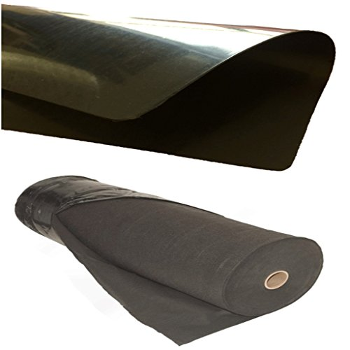 Anjon Poly Guard 25 ft. x 25 ft. 20 mil LLDPE Pond Liner and Underlayment Combo by Poly Guard