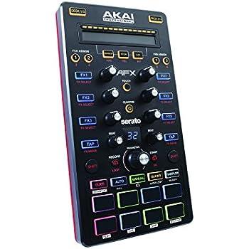 Akai Professional AFX   Dedicated FX Controller for Advanced Serato DJ Performance