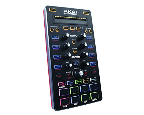 Akai-Professional-AFX-Dedicated-FX-Controller-for-Advanced-Serato-DJ-Performance