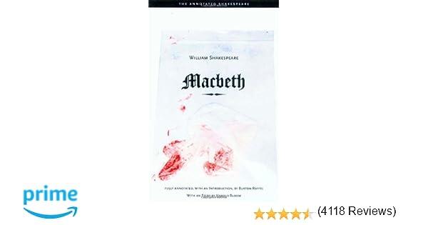 Amazon macbeth the annotated shakespeare 9780300106541 amazon macbeth the annotated shakespeare 9780300106541 william shakespeare burton raffel books fandeluxe Choice Image