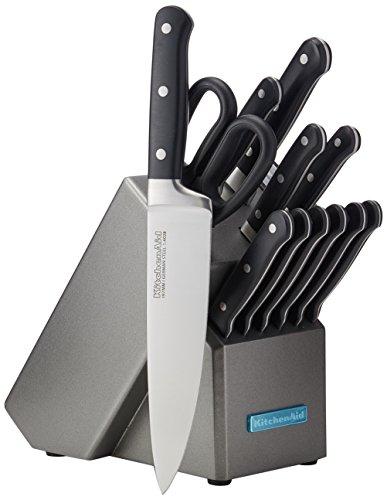 KitchenAid KKFTR14SL Cutlery Classic Forged 14PC