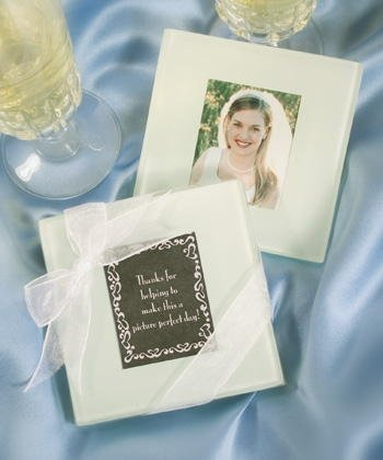 Glass Photo Coasters, 144 by Fashioncraft