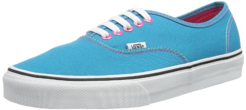 Vans U Authentic (Iridescent Pop, Peu mixte adulte Turquesa (Türkis ((Iridescent Pop))