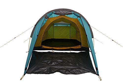 418U5y2b PL Grand Canyon Tunelzelt Robson 2 Personen Zelt Familien Camping Leicht Vorraum