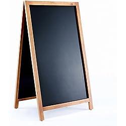 """Vintage Wooden Chalkboard, 42""""x24"""""""