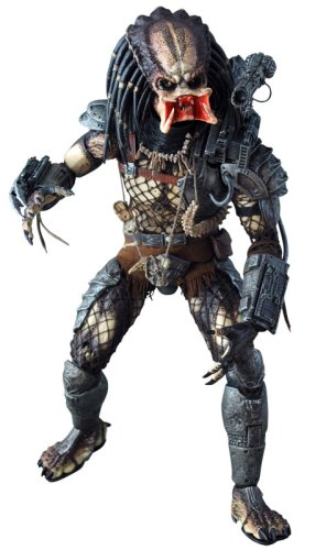 Sideshow Collectibles Hot Toys Predator Deluxe 14 Inch Model Figure Predator