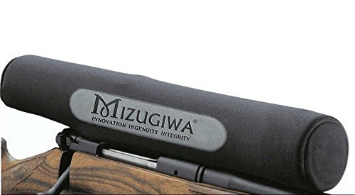 Mizugiwa Neoprene Scope Cover 12-Inch - 13.5-Inch Black