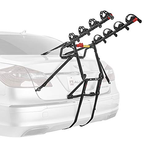 Allen Sports Premier 4-Bike Trunk Rack Bike Trunk Mounted Rack