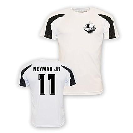 bf68d9e3d Image Unavailable. Image not available for. Color  Gildan Neymar Jr Santos  Sports Training Jersey ...