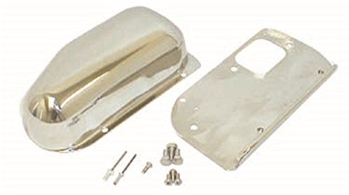 Rugged Ridge 11122.02 Stainless Wiper Cover
