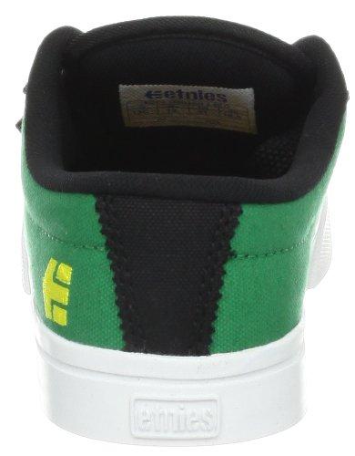 Etnies KIDS JAMESON 2ECO, Jungen Sportschuhe Vert (Black/Green 985)