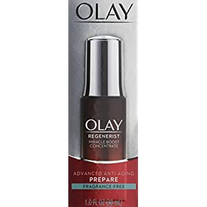 Olay Regenerist Miracle Boost Concentrate Advanced Anti-Aging Fragrance-Free, 1 Ounce