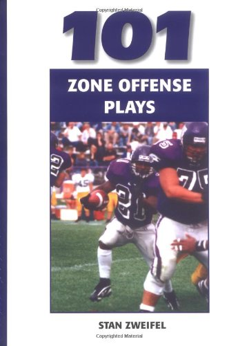 101 Zone Offense Plays (Science & Practice of - Offense Football Zone