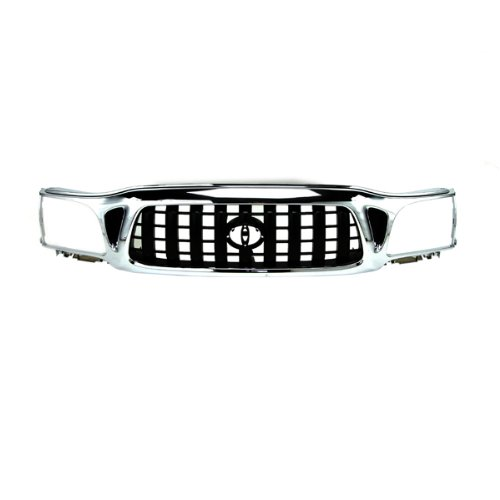 Grille Assembly Front Chrome Black To1200248 5310004240 ()
