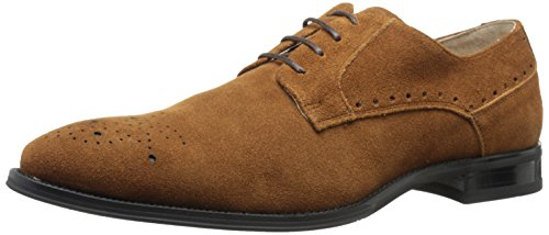 Stacy Adams Mens Kensington Oxford Kamel Mocka