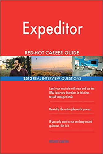 Expeditor RED-HOT Career Guide