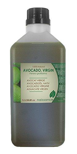 Avocadoöl, nativ - 1000ml