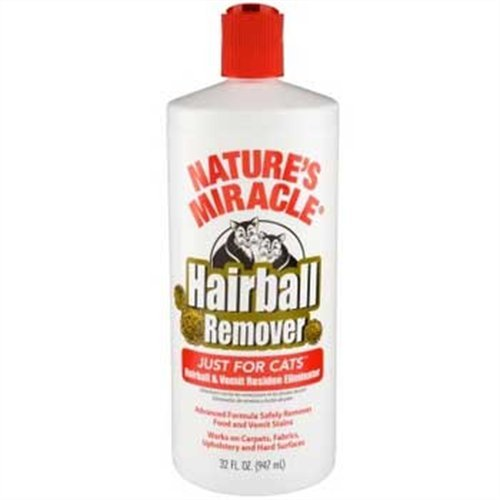 Natures Miracle Hairball Cleaner 32 ounce