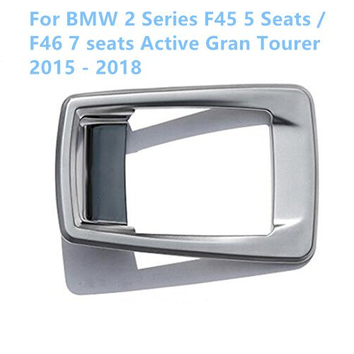 Inner Chrome EPB Electric Parking Hand Brake Cover Trim YUZHONGTIAN Auto Trims Co. Ltd