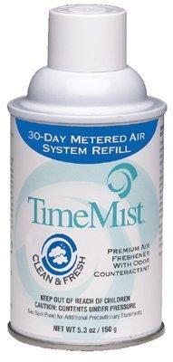 Timemist - Premium Metered Air Freshener Refills Metered Air