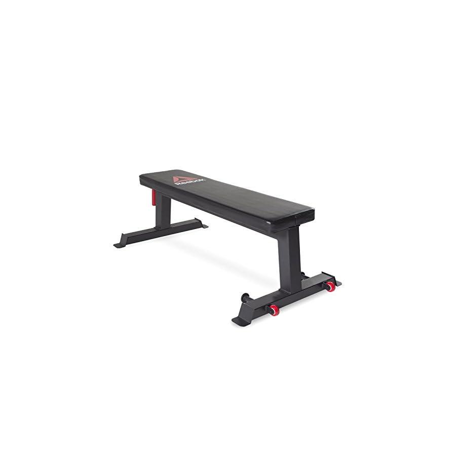 Reebok Pro Flat Training Bench