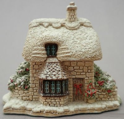 Lilliput Lane ** Partridge Cottage ** LL016 - Lilliput Lane Christmas