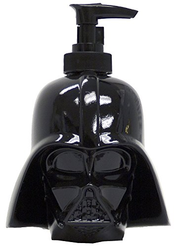 Star Wars Classic Saga Resin Lotion Pump - Soap Pump (Darth Vador)