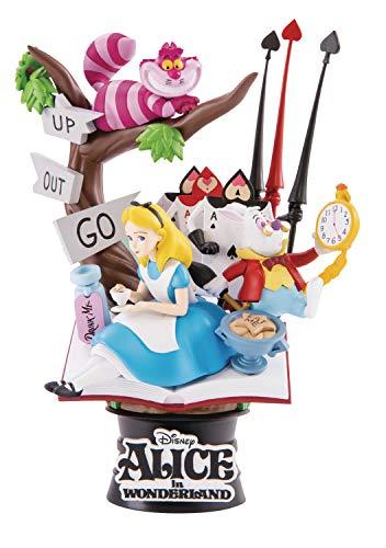 (Beast Kingdom Alice in Wonderland Ds-010 D-Stage Series Statue )