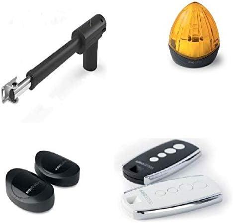 Kit de motorización lineark400230 puerta corredera, 3 m 300 kg, téléco + cligno + photocellule. – kg -: Amazon.es: Bricolaje y herramientas